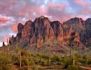 Superstition Mountains USA