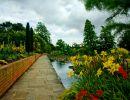 Hyde hall garden England