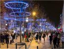 La Navidad llega a París