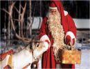 La Navidad  llega a Laponia