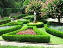 Elizabethan gardens USA