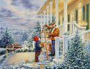 Abuelito te ayudo en Navidad