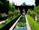 Generalife garden Spain