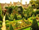 Abbey house gardens England