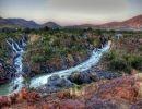 Epupa Falls Angola Namibia