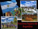 Preciosos lugares de Argentina