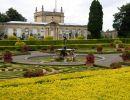 Blenheim Palace Garden England