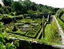 Bodysgallen Hall gardens wales