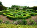 Cawdor castle gardens Scotland