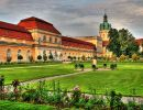Charlottenburg palace garden Germany