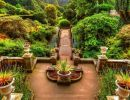 Biddulph grange garden England