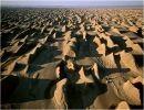 Los grandes desiertos salados
