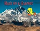 Morir en el Everest