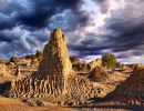 Mungo national park Australia