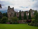 Falkland palace garden Scotland