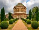 Ickworth house garden England