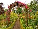 Kellie castle and garden Scotland