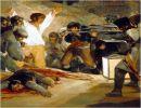 El tres de Mayo de 1808