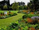 Cambridge university botanic gardens england