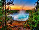 Yellowstone national park 1 USA