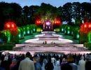 Alnwick garden England