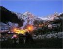 Asturias bajo cero