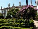 Casa de mateus gardens Portugal