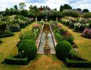 David Austin rose gardens England