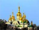 Las cupulas doradas de Kiev
