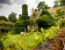 Haddon hall gardens England