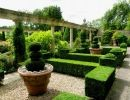 Iford manor garden England