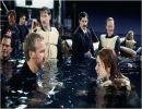 Titanic en tv