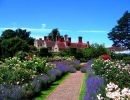 Borde hill gardens England
