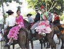 Feria de abril Sevillana