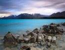 Lake ohau New Zealand