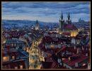 Pinturas de Eugene Lushpin