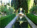 Palacios de España El Generalifa de Granada