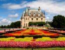 Biltmore estate gardens USA