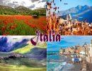 Pueblos y ciudades de Italia