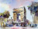 Arco de Triunfo de París – Francia