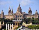 Palacio Nacional de Montjuic – Barcelona