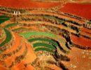 Las tierras rojas de Dongchuan