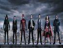Personajes del Cómic , Superhéroes y villanos