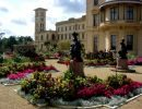 Osborne house gardens England