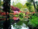 Exbury gardens England