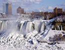 Niágara congelado
