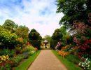 Nymans gardens England