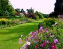 Newby hall gardens england
