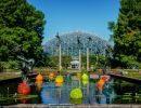Missouri botanical gardens USA