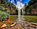 Dangar falls australia